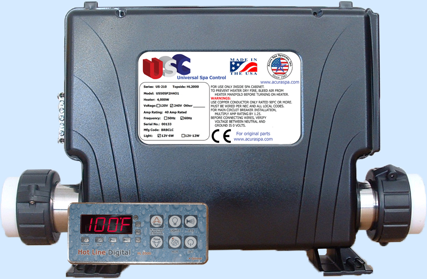 Spa Control For  269 95 Free Freight  Hot Tub Control For  269 95 Free Freight  Spa Controls