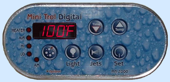 MN2000 Digital Top Side Control