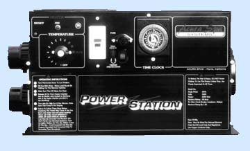 PowerStation Complete Digital Spa Pack